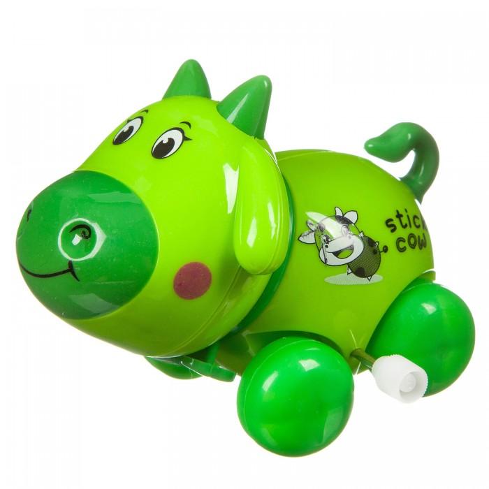 Картинка для Развивающие игрушки Bondibon Коровка заводная