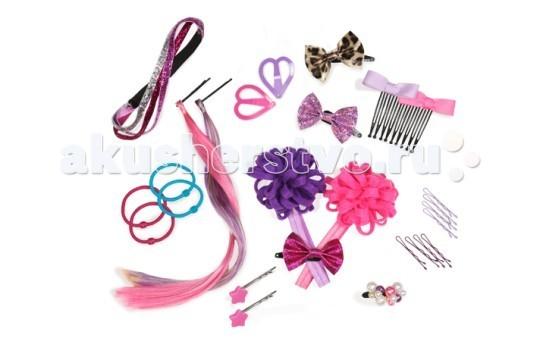 Куклы и одежда для кукол Our Generation Dolls Набор заколок и украшений для волос  недорого