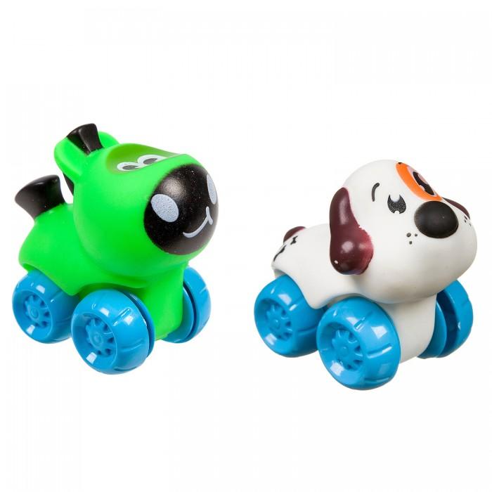 Картинка для Развивающие игрушки Bondibon Пони и собачка на колесах