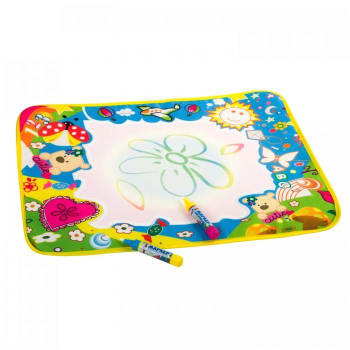 Картинка для Раскраски Bondibon водная многоразовая коврик На поляне