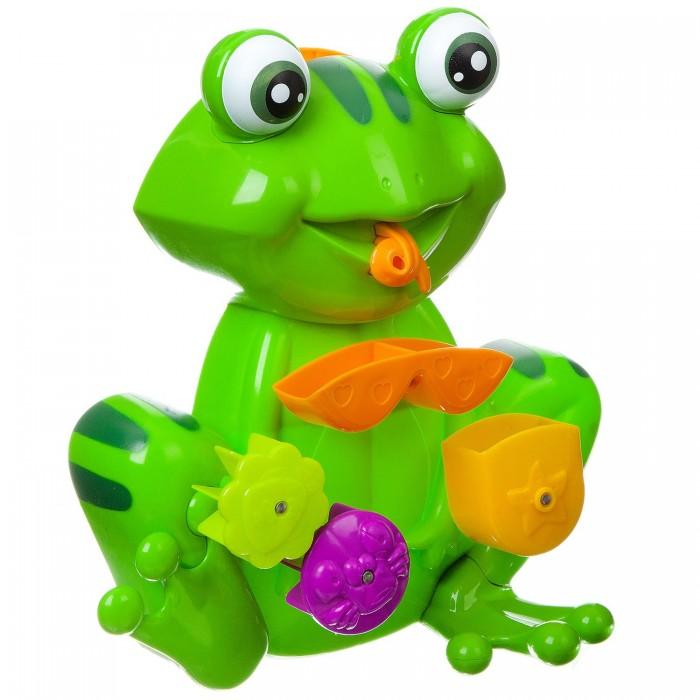 Картинка для Игрушки для ванны Bondibon Мельница Лягушка игрушка для купания