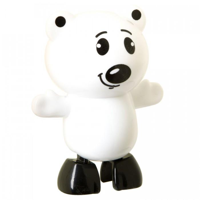 Картинка для Игрушки для ванны Bondibon Игрушка для купания заводная Белый Мишка