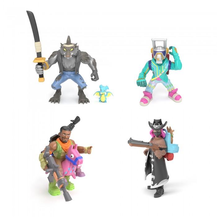 Купить Игровые фигурки, Moose Набор фигурок Fortnite W2 4 шт.