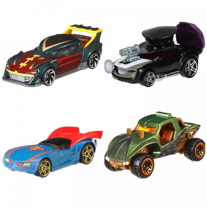 Машины Hot Wheels Машинка персонажа DC