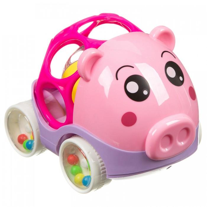 Картинка для Развивающие игрушки Bondibon Животные на колесах