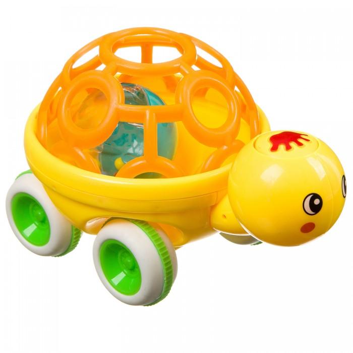 развивающие игрушки Развивающие игрушки Bondibon Черепаха на колесах