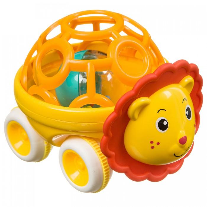 Картинка для Развивающие игрушки Bondibon Лев на колесах