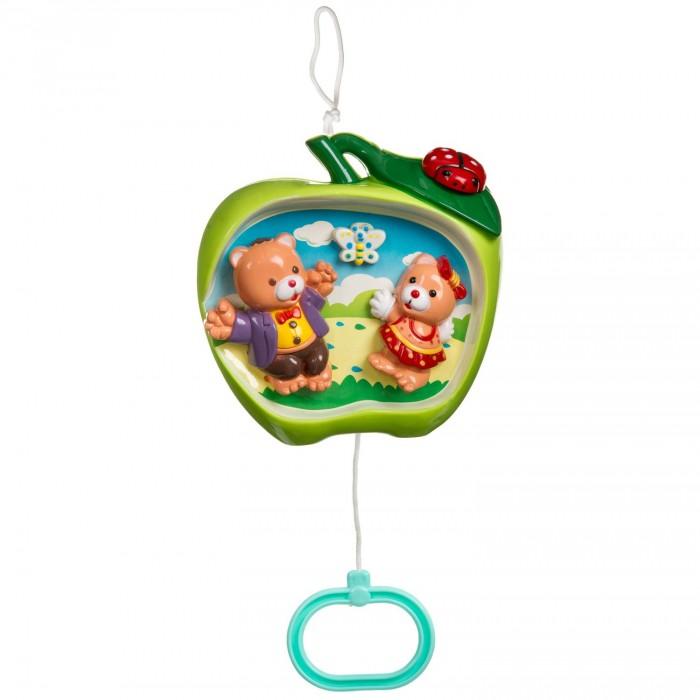 Картинка для Подвесные игрушки Bondibon Медведи в яблоке