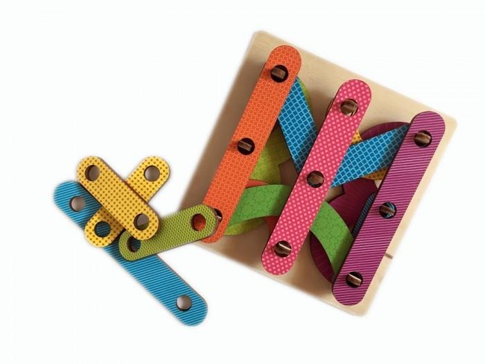 Картинка для Деревянные игрушки Сибирские игрушки Геоборд Фигуры
