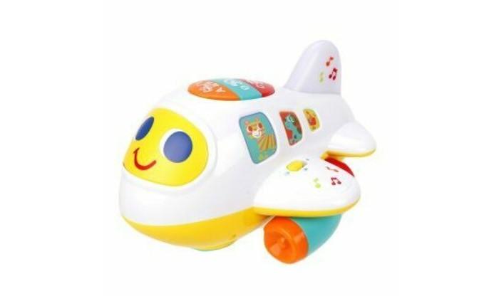Купить Развивающие игрушки, Развивающая игрушка Наша Игрушка Крошка Самолет