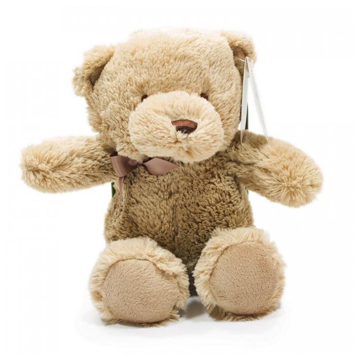 Купить Мягкие игрушки, Мягкая игрушка Teddykompaniet Мишка Эльтон с бантом 20 см