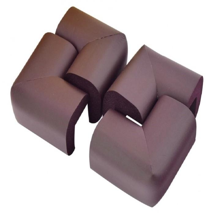 Купить Baby Safe Защита на углы стола мягкая 6х6 см 4 шт. в интернет магазине. Цены, фото, описания, характеристики, отзывы, обзоры