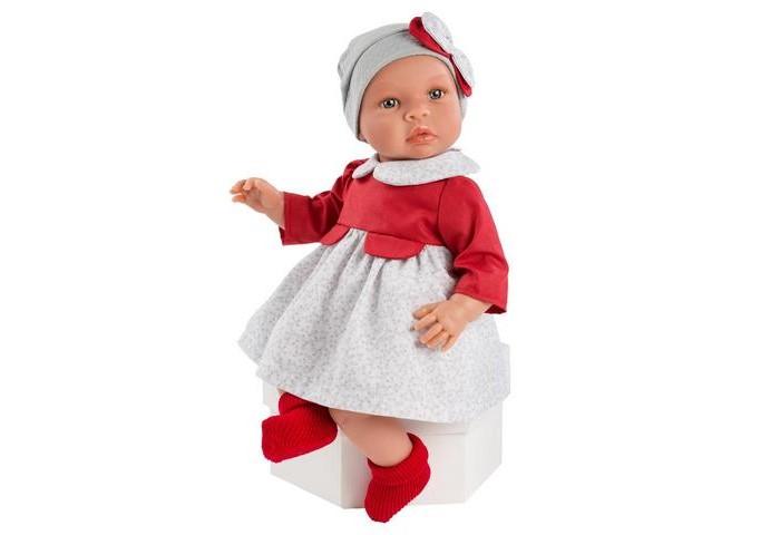 Картинка для Куклы и одежда для кукол ASI Кукла Лео 46 см 184270