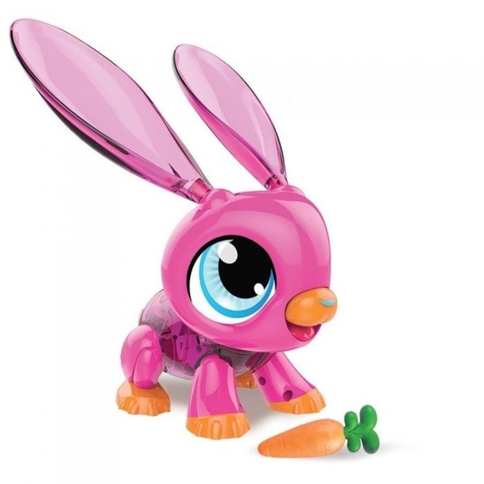 Интерактивная игрушка 1 Toy РобоЛайф Кролик с аксессуаром