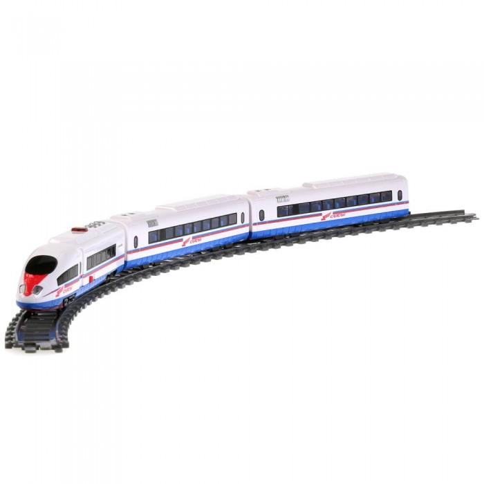 Железные дороги Играем вместе Железная дорога Сапсан на радиоуправлении