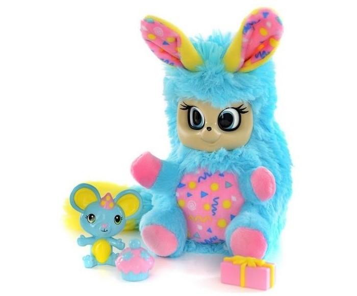Картинка для Мягкие игрушки Bush Baby Пушастик Баббл с питомцем