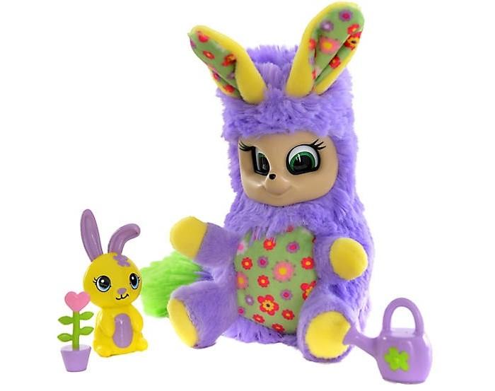 Картинка для Мягкие игрушки Bush Baby Пушастик Дейзи с питомцем