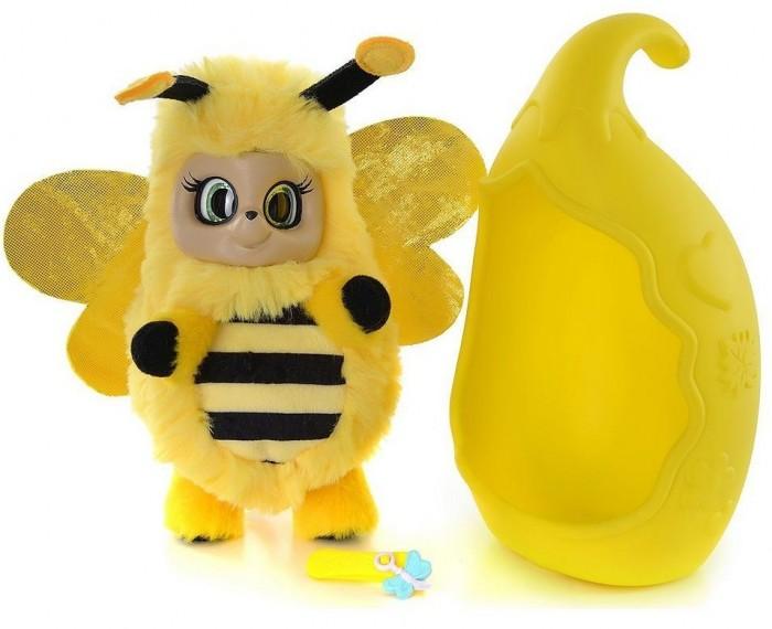 Картинка для Мягкие игрушки Bush Baby Пушастик Пчелка Бри с аксессуаром