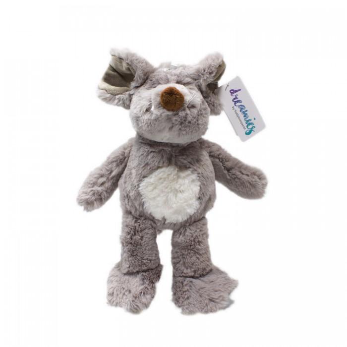 Мягкие игрушки Teddykompaniet Мышь сидящая 28 см