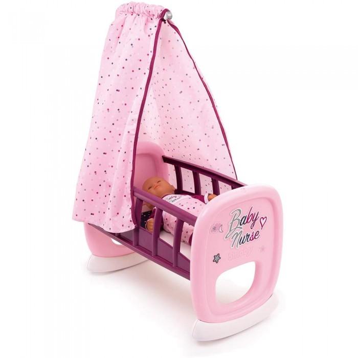 Картинка для Кроватки для кукол Smoby Baby Nurse Колыбель для пупса