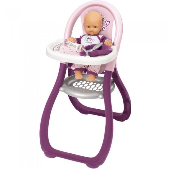 Ролевые игры Smoby Baby Nurse Стульчик для кормления пупса