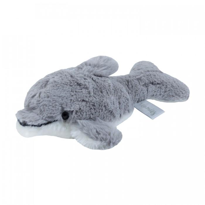 Мягкие игрушки Teddykompaniet Дельфин 26 см