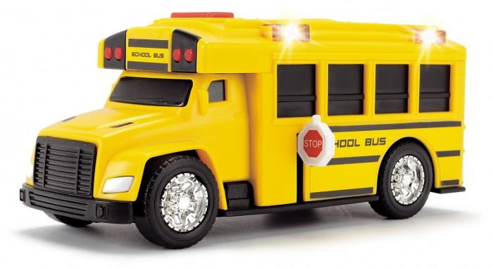 Купить Машины, Dickie Школьный автобус со светом и звуком 15 см