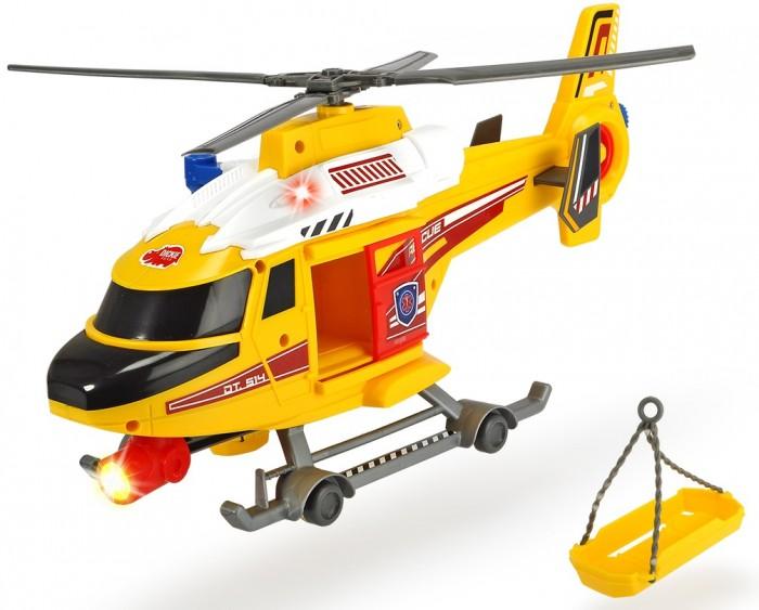 Dickie Спасательный вертолет со светом и звуком 41 см фото