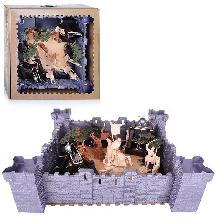 Купить Игровые наборы, Биплант Игровой набор 1291 Год взятия крепости