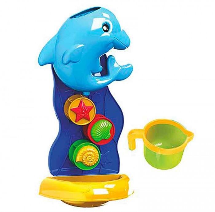 Игрушки для ванны Биплант Игрушка Дельфин №1