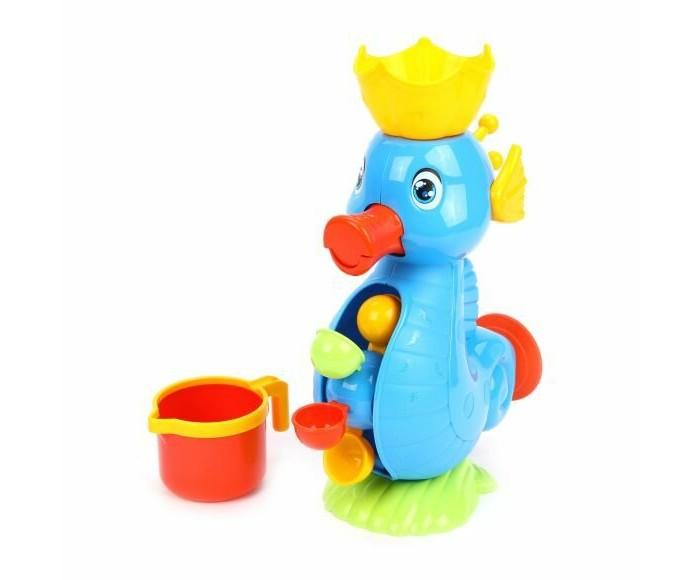 Картинка для Игрушки для ванны Биплант Игрушка для ванны Морской конек №1