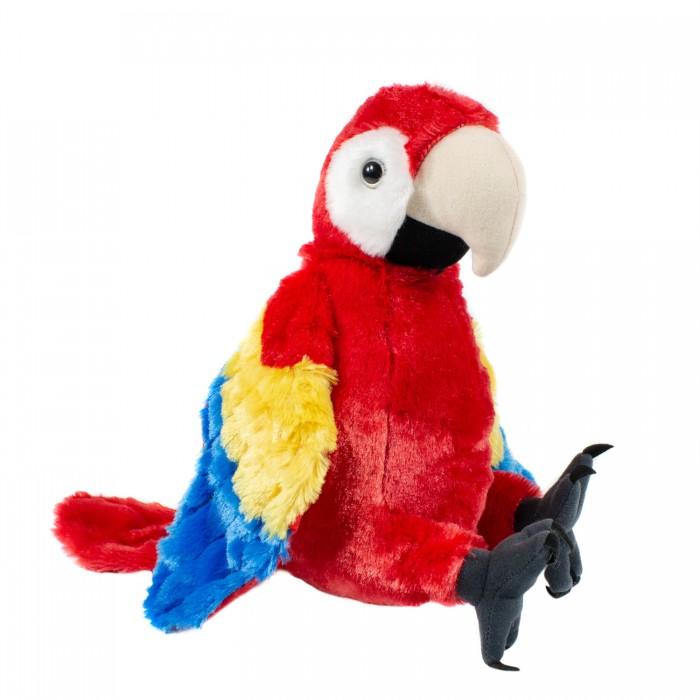 Купить Мягкие игрушки, Мягкая игрушка Wild Republic Красный ара 30 см