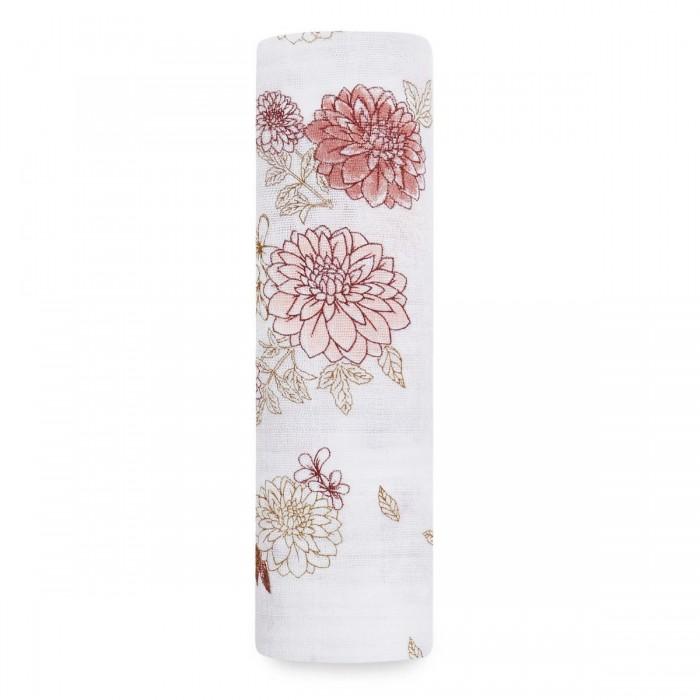 Купить Пеленки, Пеленка Aden&Anais муслиновая Dahlias 120х120 см