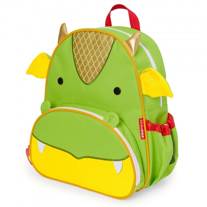 Картинка для Сумки для детей Skip-Hop Рюкзак детский Zoo Дракон