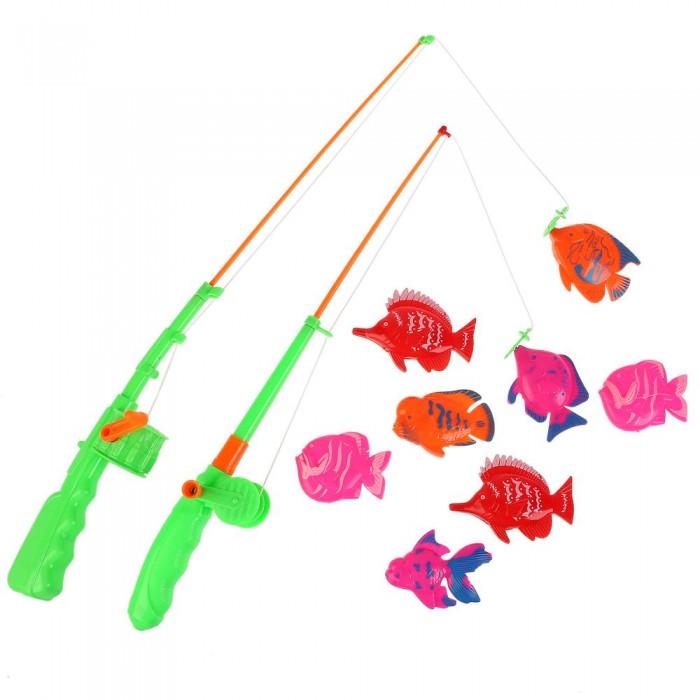 Картинка для Игрушки для ванны Играем вместе Игра Три кота Рыбалка