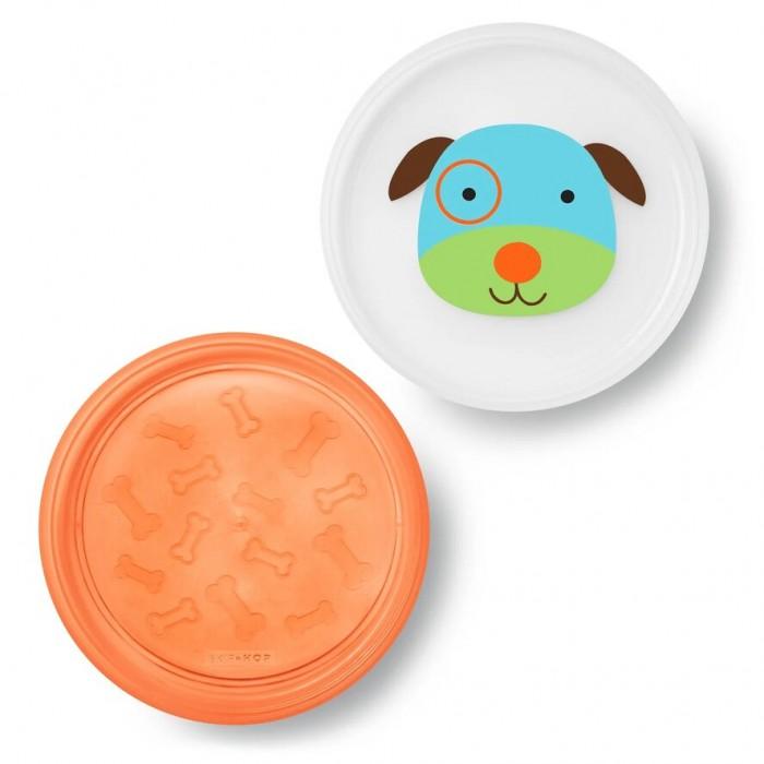 Картинка для Посуда Skip-Hop Набор из 2 тарелок Собака