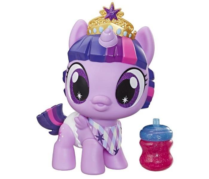 Купить Интерактивные игрушки, Интерактивная игрушка Май Литл Пони (My Little Pony) малыш Сумеречная искорка