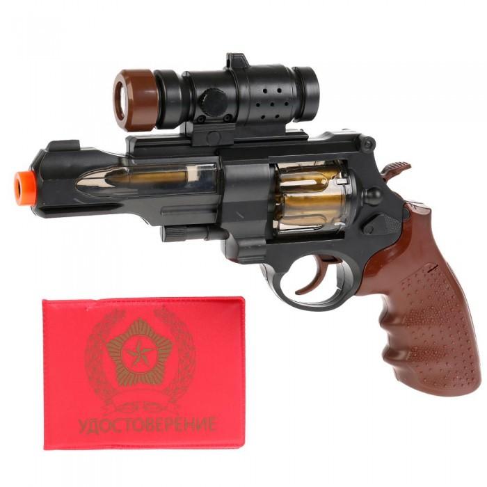 Купить Игрушечное оружие, Играем вместе Игрушка Элитный спецотряд Револьвер