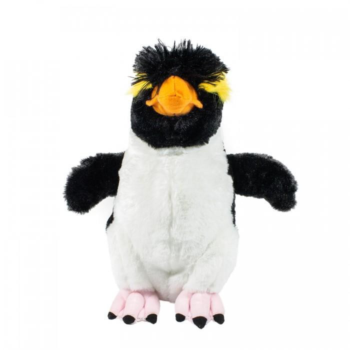 Купить Мягкие игрушки, Мягкая игрушка Wild Republic Северный хохлатый пингвин 30 см