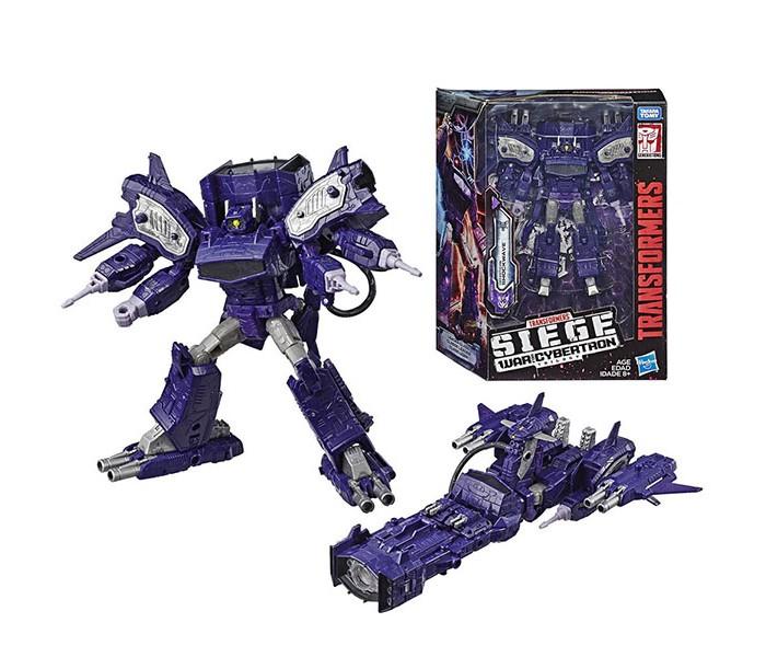 Картинка для Роботы Transformers Робот Класс лидеры Шоквейв