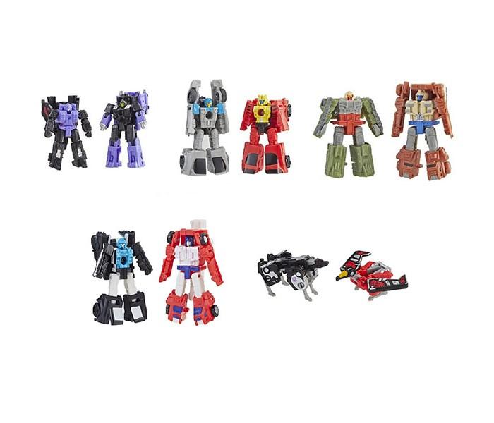 Transformers Игровой набор робот Микромастерс от Transformers