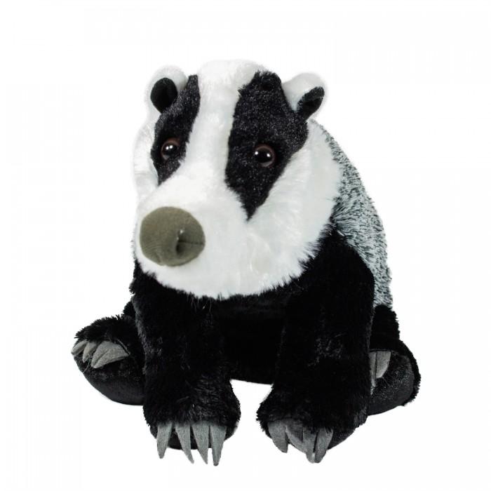 Купить Мягкие игрушки, Мягкая игрушка Wild Republic Барсук европейский 30 см