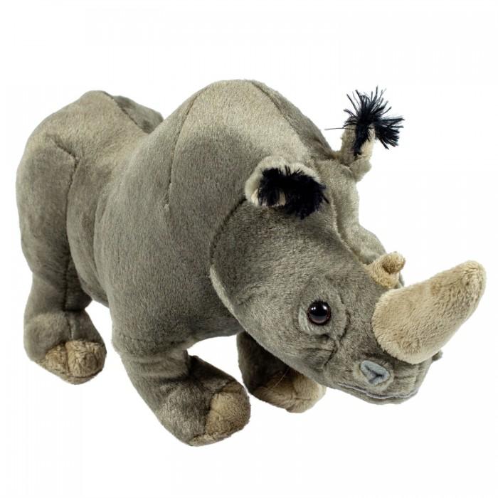 Картинка для Мягкие игрушки Wild Republic Носорог взрослый 35 см