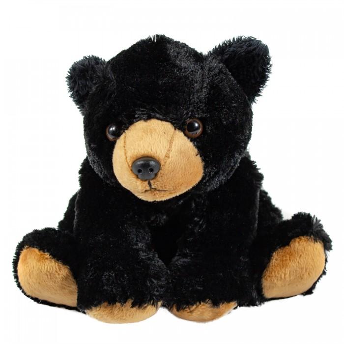 Мягкая игрушка Wild Republic Черный медведь 17 см