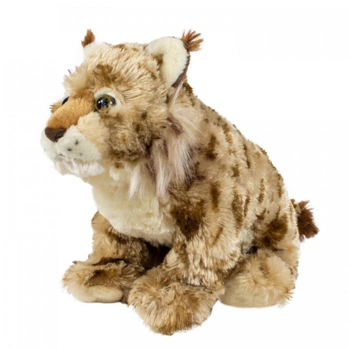 Купить Мягкие игрушки, Мягкая игрушка Wild Republic Рысь 30 см