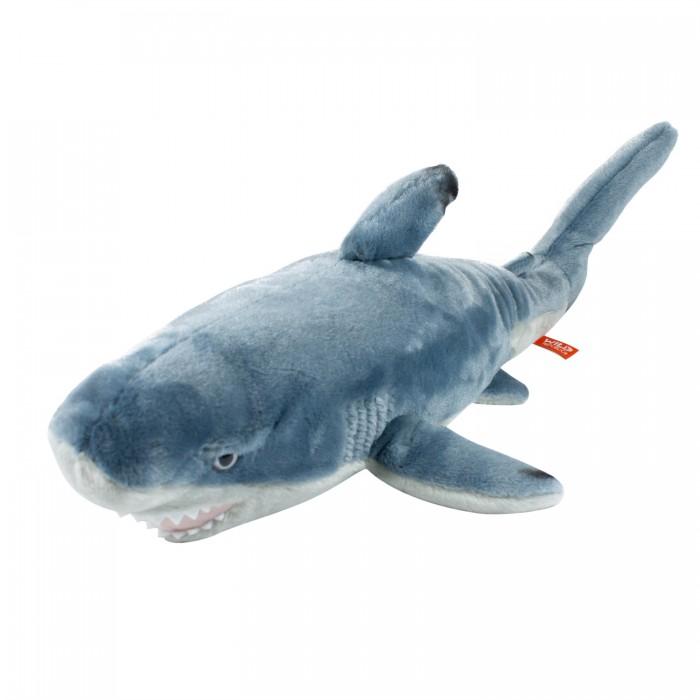 Мягкая игрушка Wild Republic Чернопёрая акула 55 см фото