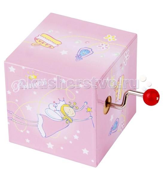 Шкатулки Trousselier Музыкальная мини-шарманка Princess trousselier музыкальная мини шарманка barbapapa
