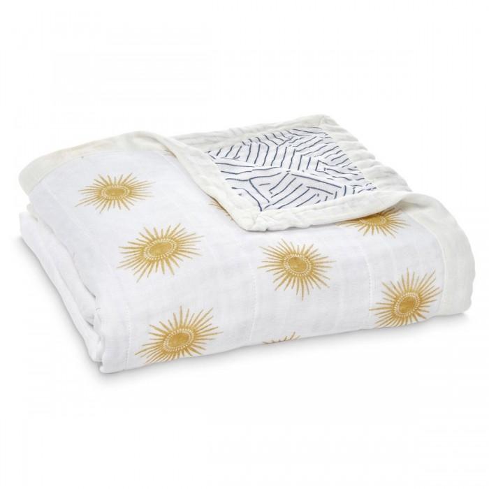 Купить Одеяла, Одеяло Aden&Anais из бамбука Golden sun 120х120 см