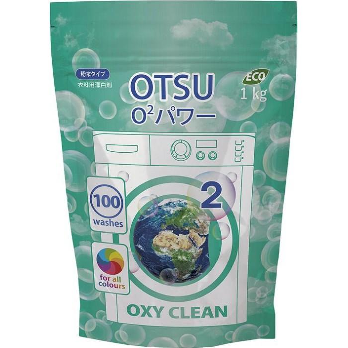 Картинка для Бытовая химия OTSU Oxy Clean Кислородный отбеливатель 1 кг