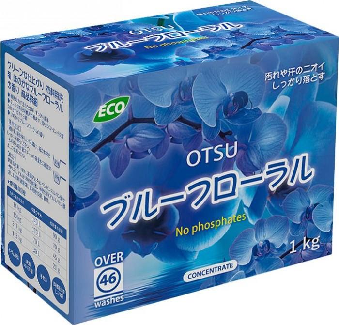 Картинка для Бытовая химия OTSU Стиральный порошок концентрат аромат орхидей 1 кг